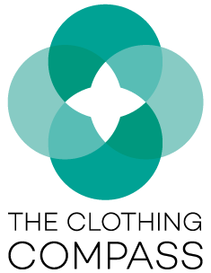 The Clothing Compass Logo