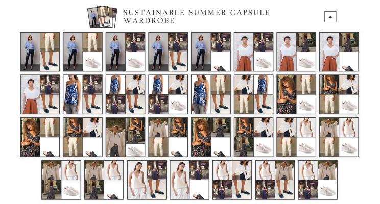summer-sustainable-capsule-wardrobe